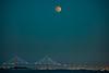 Oct. 8 2014 Blue Hour Lunar Eclipse