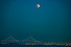 Oct. 8 2014 Blue Hour Lunar Eclipse RAW HDR