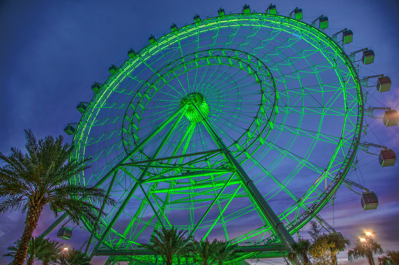 The Eye, Ferris Wheel