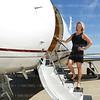 Photo © Tony Powell. Jet Linx Aviation. June 13, 2016