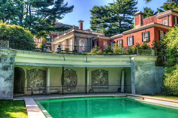 Old Westbury Mansion 1
