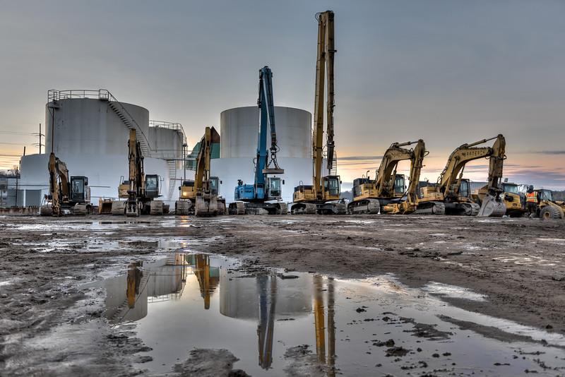 6AM Construction Site