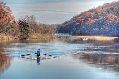 Last Rower of Autumn_Jim Cutler