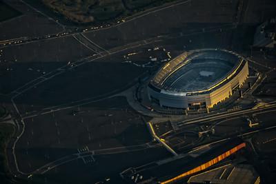 MetLife Stadium at Sunrise