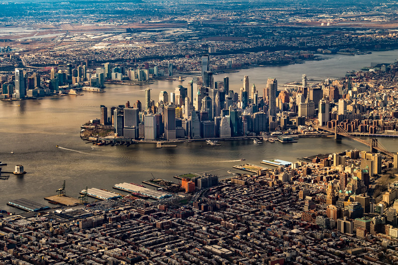 Manhattan April