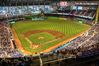 Marlins Park by Jim Cutler