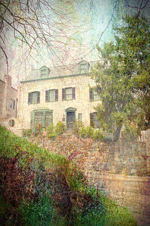 Georgetown House by Jim Cutler