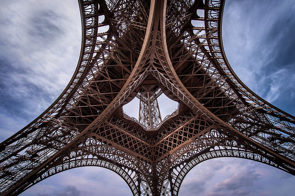 Eiffel Tower - by Jim Cutler