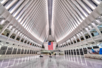 WTC Transportation Hub by Jim Cutler