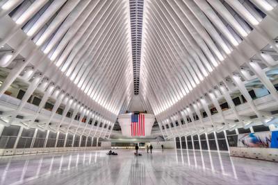 WTC Transportation Hub by Jim Cutler