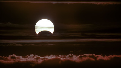 Annular Eclipse 2 by Jim Cutler
