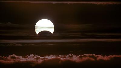 Annular Eclipse 2 by Jim Cutler