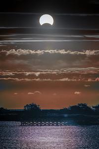 Annular Eclipse 3 by Jim Cutler