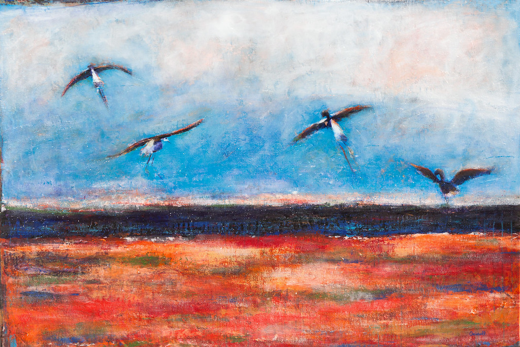 Dance of the Birds