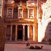 PETRA. UNESCO WORLD HERITAGE SITE. THE TREASURY. JORDAN. [3]