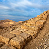 MKAWER. PATH TO THE HERODUS CASTLE. JORDAN. [1]