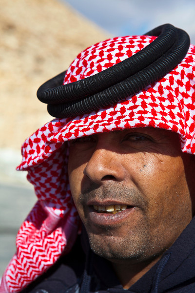 KING'S HIGHWAY. BEDOUIN. JORDAN. MIDDLE EAST. [4]