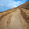 MKAWER. PATH TO THE HERODUS CASTLE. JORDAN. [2]