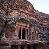 LITTLE PETRA. AN UNESCO WORLD HERITAGE SITE. JORDAN