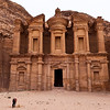 PETRA. UNESCO WORLD HERITAGE SITE. THE MONASTERY. JORDAN. [2]