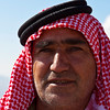 KING'S HIGHWAY. BEDOUIN. JORDAN. MIDDLE EAST.