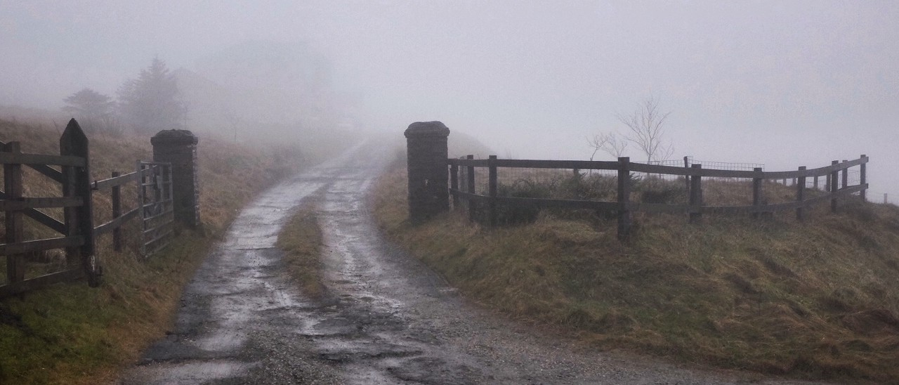 January 12       Blackstone Edge, Lancashire.<br /> <br /> The sweet smell of English mist and woodsmoke...