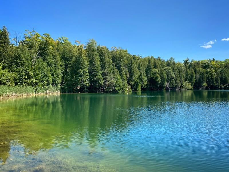 August 14 Crawford Lake