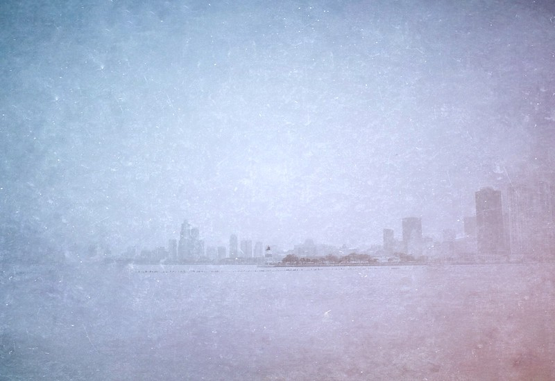 September 12 Navy Pier, Chicago<br /> <br /> Ghost city skyline