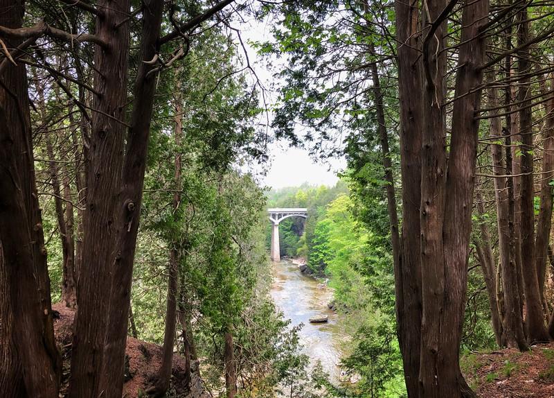 June 1 Elora Gorge