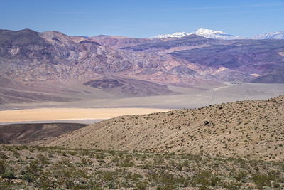 Panamint Valley Layers