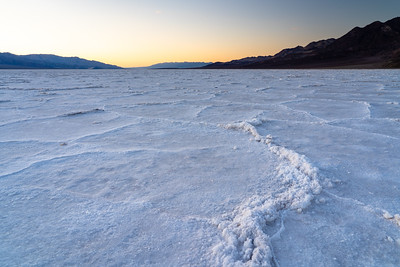 After Sunset at Badwater Basin II