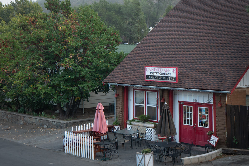 Bakery in Julian, California