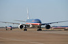 American Airlines B-777 at DFW