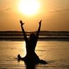 Sun worshiper - wide