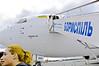 plane change in the Ukraine