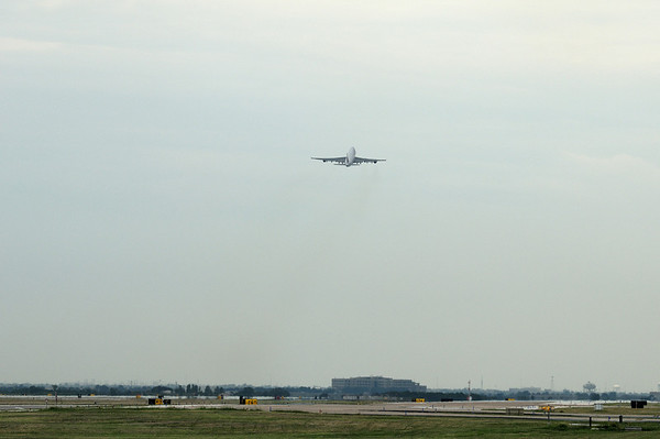 DFW Airport - Landings, etc.