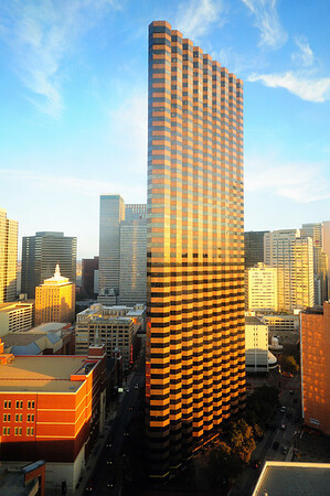 npotd021009 Dallas, Tx - Downtown