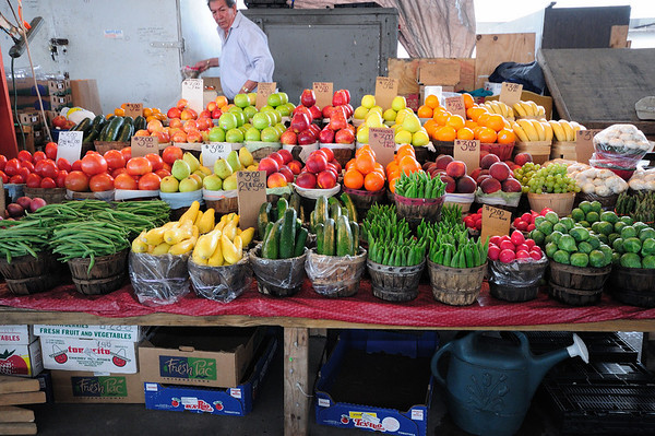 Dallas, Tx - Farmer's Market
