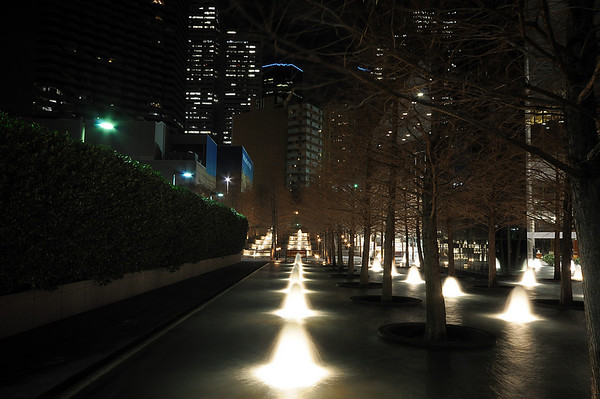 Dallas, Tx - Downtown at Night