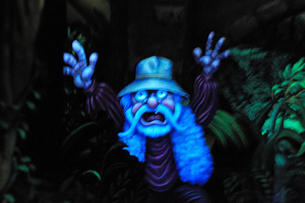 From Mr. Toad's Wild Ride. Next to impossible to get any shots on that ride.