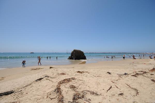 Corona Del Mar - Beach