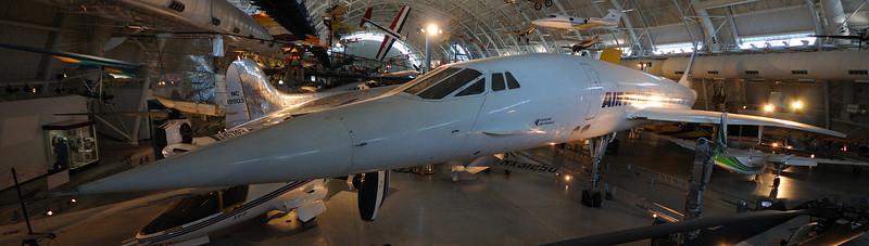Washington DC - Air and Space Museum - Udvar Hazy