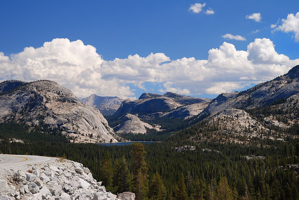 dpotd022209 Yosemite National Park - Tenaya Lake
