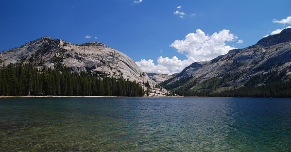 Yosemite National Park - Tenaya Lake