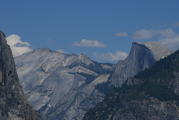 Yosemite National Park - Tunnel View