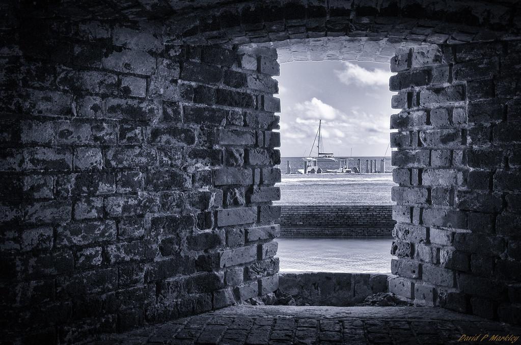 Paradise Doorway
