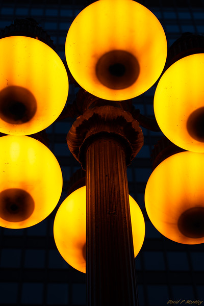 Lamp Cluster