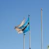 Botswana Flag, Africa