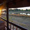 Sunrise at Khwai River Lodge