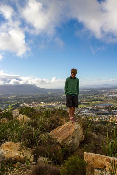 Cape Town Vista